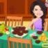 סלינה גומז במטבח