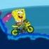 בובספוג מרוץ אופנועים