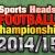 כדורגל ראשים 2014